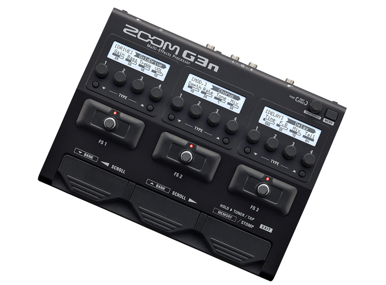 G3n pedal angled view
