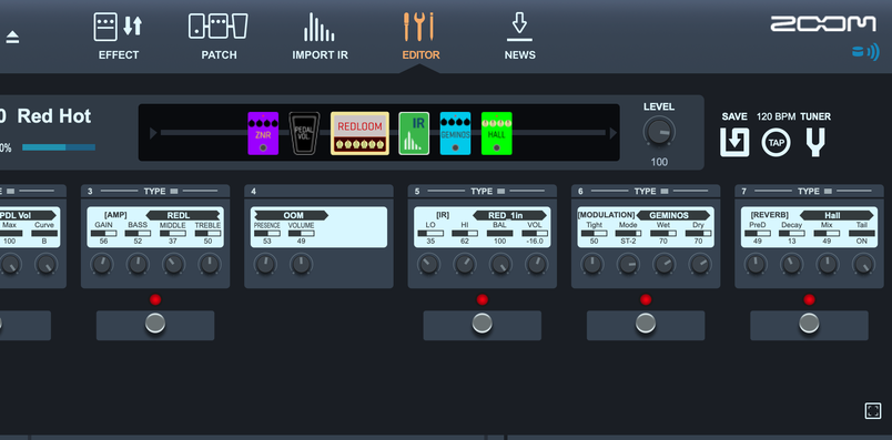 Software Update: V6.2 For Guitar Lab