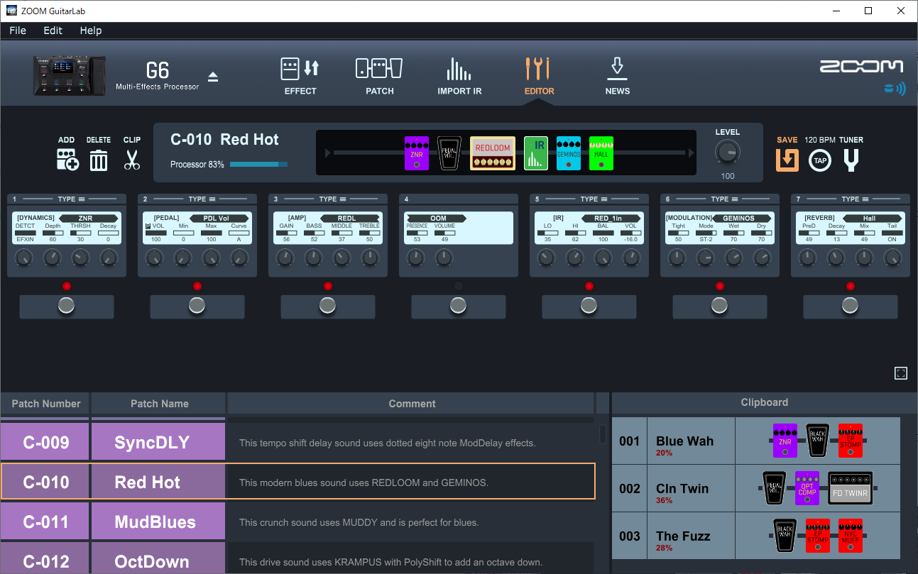 Software Update: V7.1 For Guitar Lab