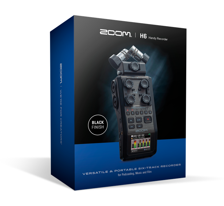 The H6 product packaging