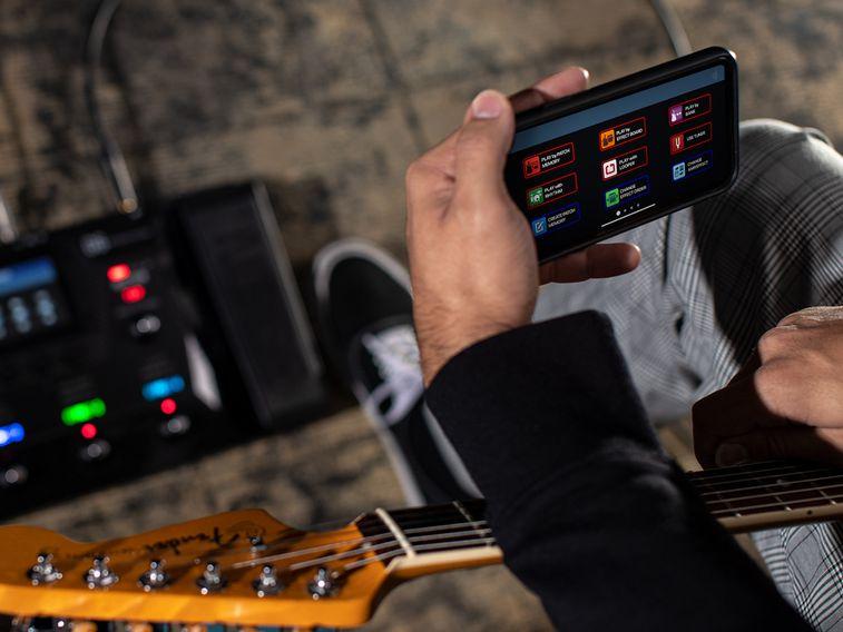Handy Guitar Lab app
