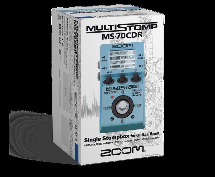 MS-70CDR packaging