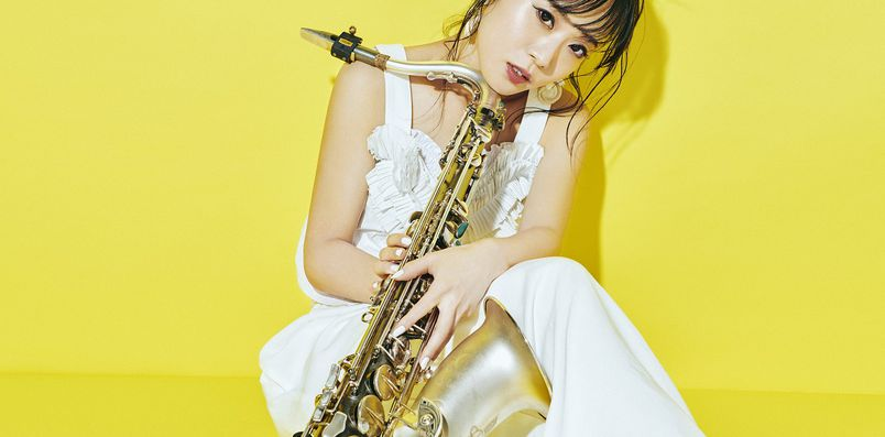 A1 FOUR PATCHES FOR SAXOPHONE, CREATED BY MIKU YONEZAWA