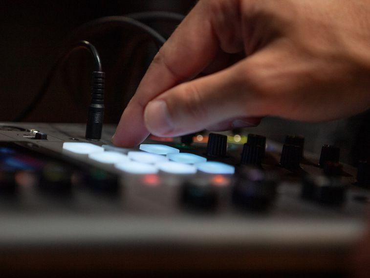 P8 sound pads