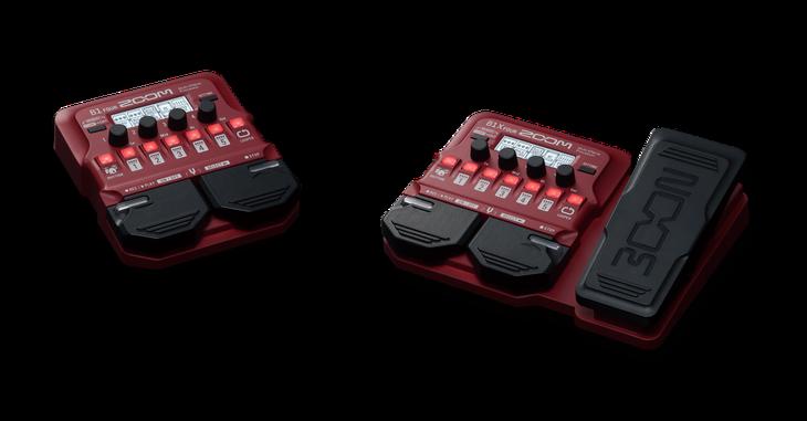 Zoom B1X FOUR Bass Guitar Multi-Effects Processor 15