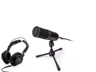The Zoom Podcast Mic Pack