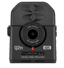 Q2n-4k camera front view